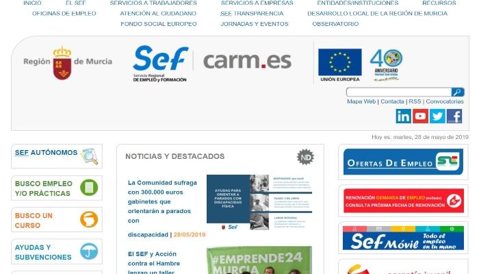 SEFCARM.es