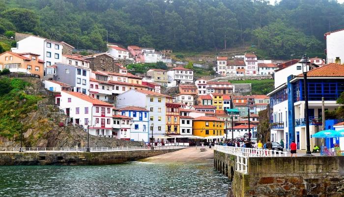 paisaje asturiano