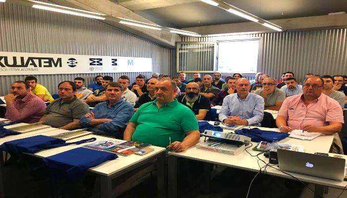 curso de formación de Asturias